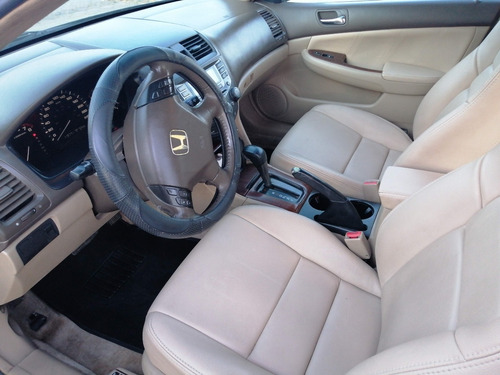 honda accord 2007 2.4 ex sedan l4 piel abs excelente
