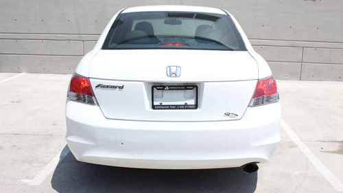 honda accord 2010 4p ex sedan l4 piel abs cd