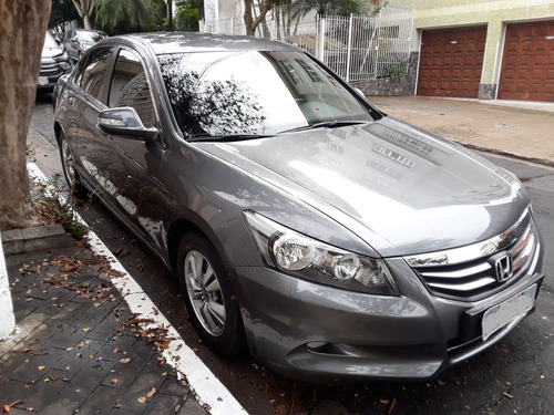 honda accord 2010/2011 motor 2.0 cinza, 61,000 km como novo