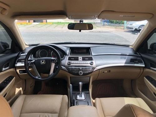 honda accord 2011 clean v4 (4 cilindros economico) piel