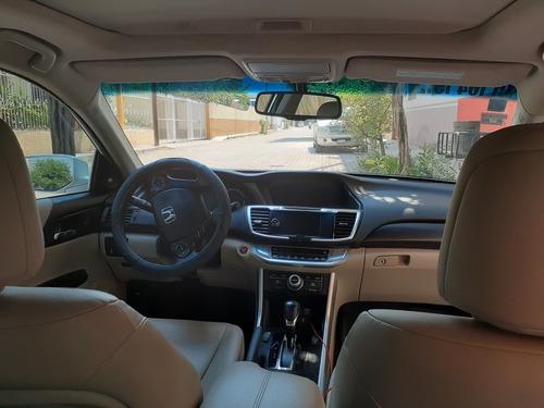 honda accord 2013 3.5 ex-l sedan v6 piel abs qc cd nav cvt