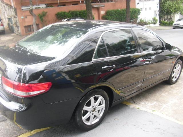Honda Accord 2.4 Ex Aut 2003 + Impecavel