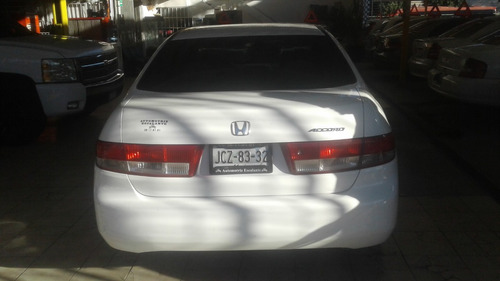 honda accord 2.4 ex sedan l4 abs cd mt
