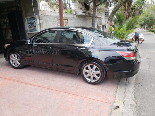 honda accord 2.4 ex sedan l4 piel abs cd mt 2010