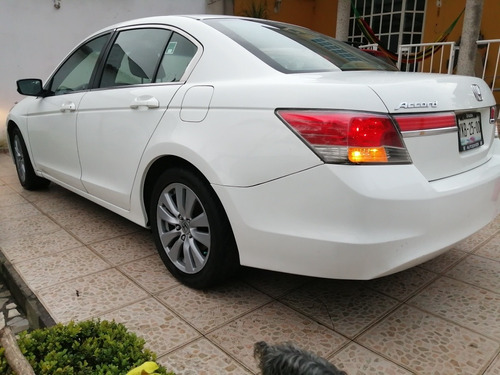 honda accord 2.4 ex sedan l4 piel abs cd mt 2011