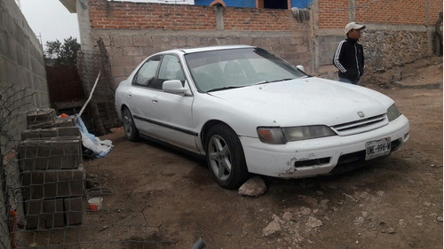 honda accord 2.4 ex sedan l4 tela mt 1998