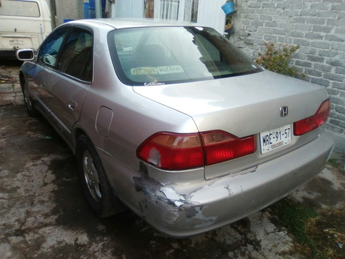 honda accord 2.4 ex sedan l4 tela mt 2000