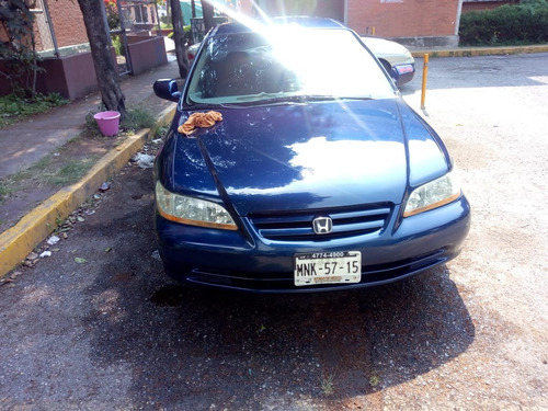 honda accord 2.4 ex sedan l4 tela mt 2002