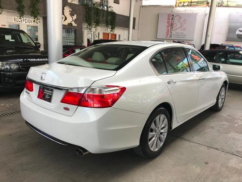 honda accord 2.4 exl sedan at 2014