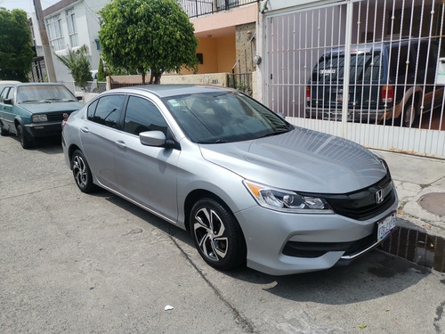 honda accord 2.4 lx mt 2016