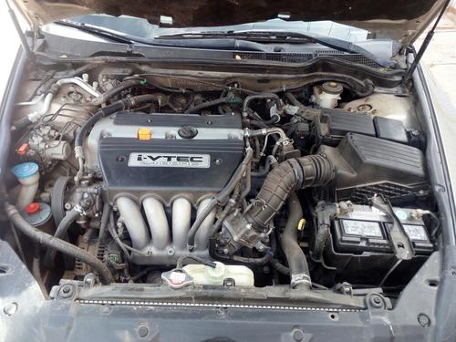 honda accord 2.4 lx sedan l4 tela mt 2007