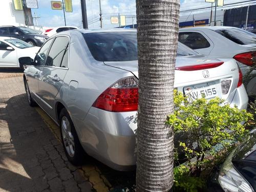 honda accord 3.0 ex sedan v6 24v gasolina 4p automático