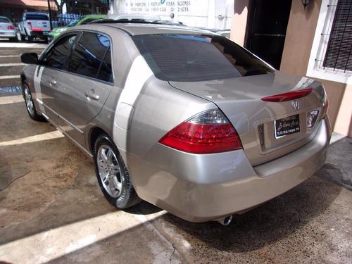 honda accord 3.0 v6 automatico 4 puertas tope de gama año 07