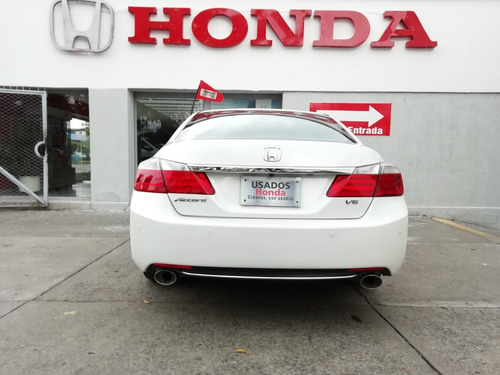 honda accord 3.5 v6 automatico  2014