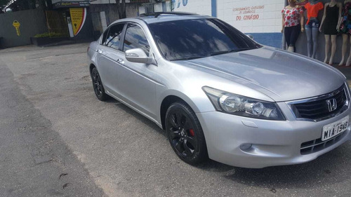 honda accord 3.5 v6 ex 4p 2008