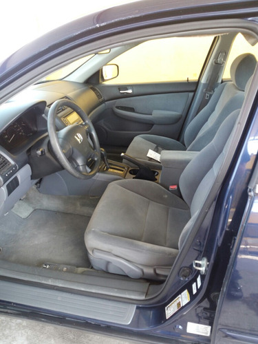 honda accord 4p lx sedan l4 tela 2007
