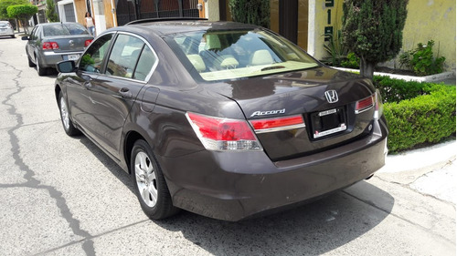 honda accord cafe tabaco 2011