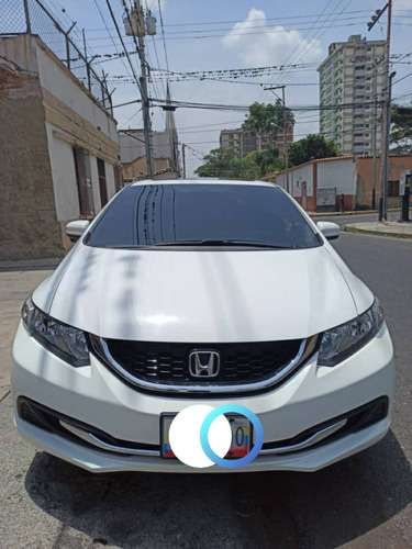 honda accord civic ex automático 2015