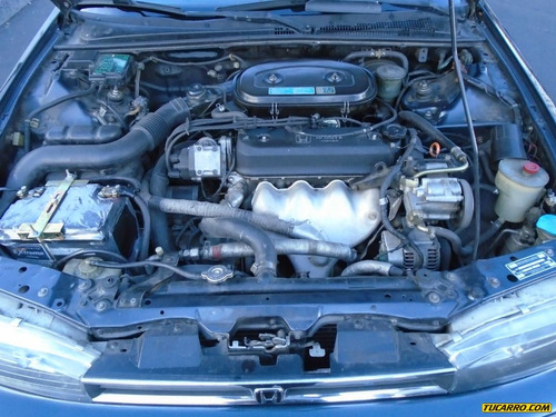 honda accord ex at 2000cc 4p