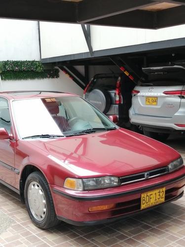 honda accord ex automático unico dueño 1993 1996