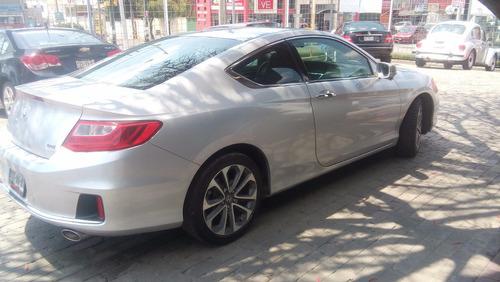 honda accord ex coupe, modelo 2013,gris plata