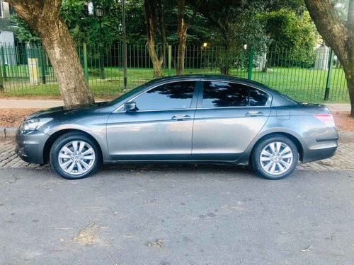 honda accord ex-l at 2012  impecable
