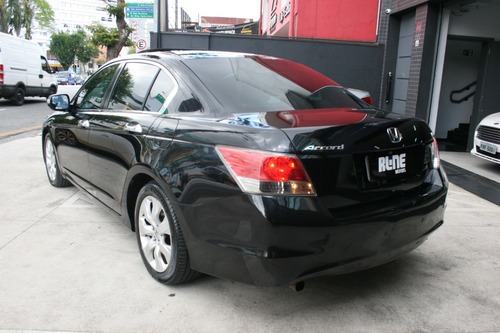 honda accord ex v6 2008 blindado imbra