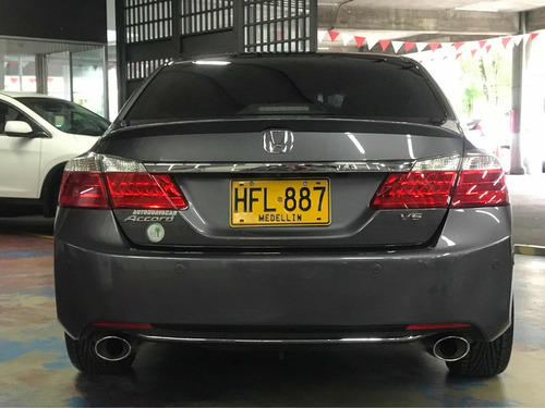 honda accord  exl v6