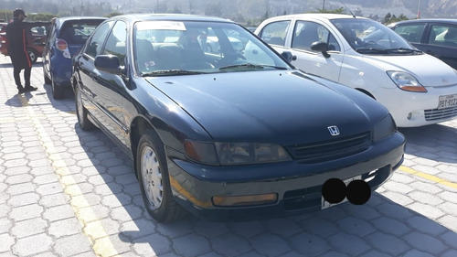 honda accord, motor 2.2, 1997,verde oscuro, 5 puertas