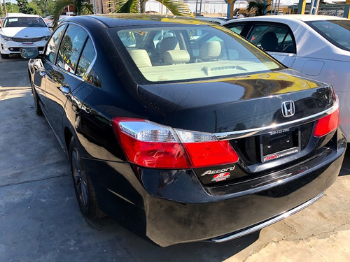 honda accord negro 2013