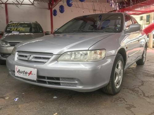 honda accord  sedan ex 2.3 16v (aut) gasolina manual