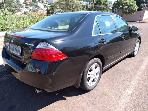 honda accord sedan lx-at 2.0 16v 4p   2006