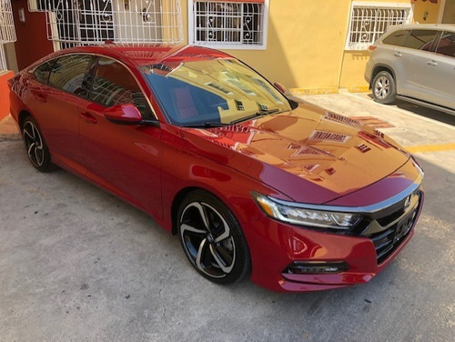 honda accord sport 2018