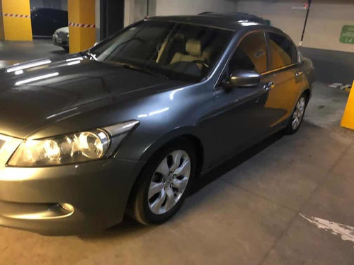 honda accord v6 2009 blindado rb3