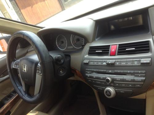 honda accord v6 automatico cruise control