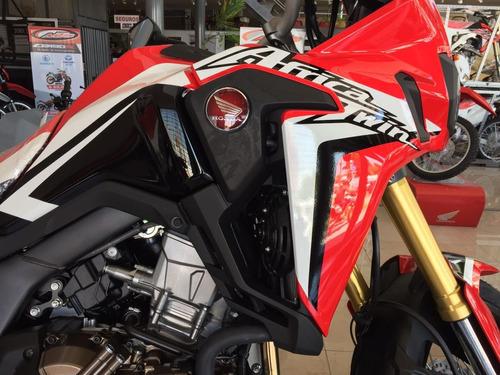 honda africa twin 1000 automatica 0 km 2017 moto sur