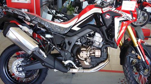 honda africa twin 1000 automática 0 km 2019 moto sur
