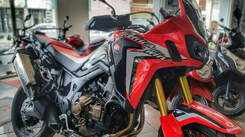 honda africa twin 1000 dct  touring 0 km - conc oficial -