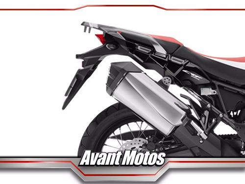 honda africa twin 1000 manual mt rojo 2018 0km avant motos