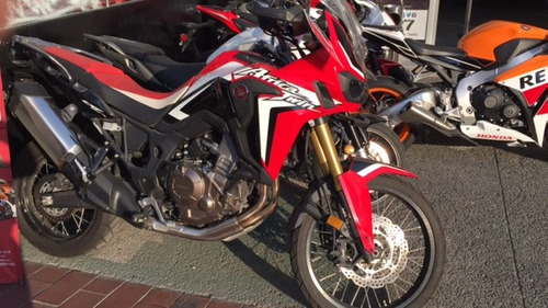 honda  africa twin crf1000 std 2017 powerhouse insurgentes