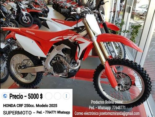 honda  baja dihital japonesa doble farol 250cc. modelo 2016
