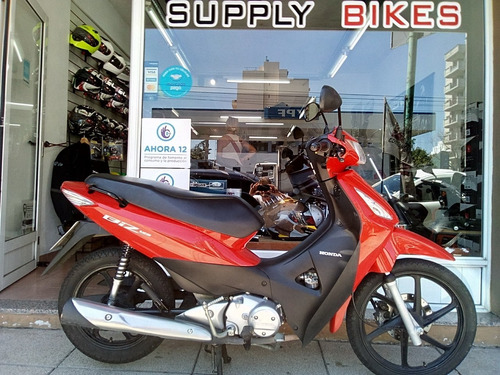 honda biz 125 2016 supply bikes