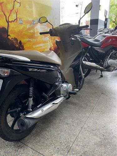 honda biz 125 2018 - preta - king motos