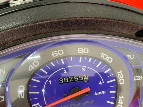 honda biz 125 es 125es 2012 preta preto