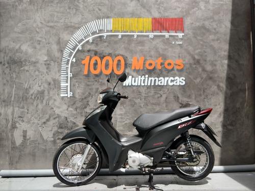 honda biz 125 es 2015 otimo estado aceito moto