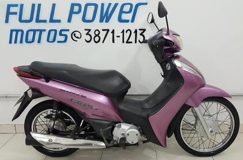 honda biz 125 es rosa 2013/13