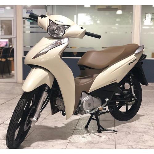 honda biz 125 fi  okm - paperino motos