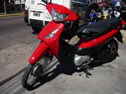 honda biz 125 motos march (cod 484)