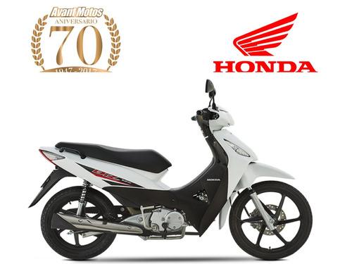 honda biz 125 nueva 0km avant motos