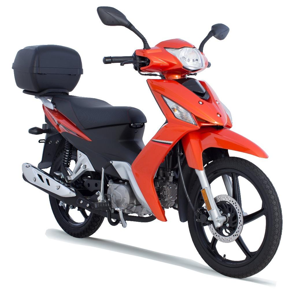 Honda Biz 125 - Suzuki - Nex 110